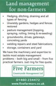 five farmers