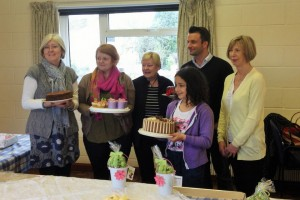 The Great Corfe Bake Off 2015